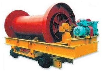 Лебедка шахтная К-92