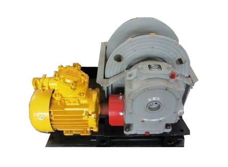 Лебедка шахтная вспомогательная ЛВВ-50