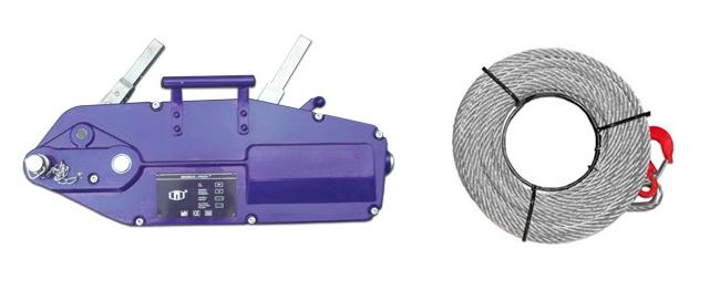 Лебедка МТМ WRP-1600 MAGNUS PROFI