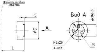 Редуктор Ц2Н-710 технические характеристики и размеры